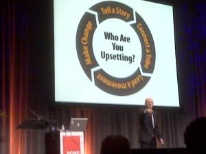 Seth Godin at PCBC 2009